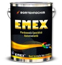 PARDOSEALA EPOXIDICA AUTONIVELANTA EMEX - PARDOSEALA EPOXIDICA AUTONIVELANTA EMEX