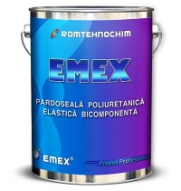 PARDOSEALA POLIURETANICA ELASTICA EMEX - PARDOSEALA POLIURETANICA ELASTICA EMEX