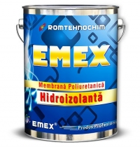 MEMBRANA POLIURETANICA HIDROIZOLANTA EMEX - MEMBRANA POLIURETANICA HIDROIZOLANTA EMEX