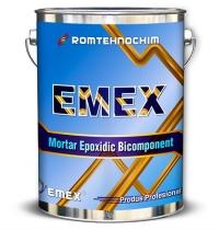 MORTAR EPOXIDIC BICOMPONENT EMEX - MORTAR EPOXIDIC BICOMPONENT EMEX