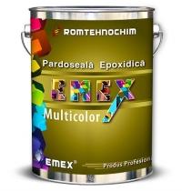PARDOSEALA EPOXIDICA CU PLACHETE COLORATE EMEX MULTICOLOR - PARDOSEALA EPOXIDICA CU PLACHETE COLORATE EMEX MULTICOLOR