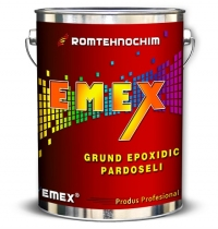 GRUND EPOXIDIC DE AMORSARE PENTRU PARDOSELI EMEX - GRUND EPOXIDIC DE AMORSARE PENTRU PARDOSELI EMEX