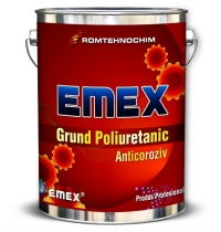 GRUND ANTICOROZIV POLIURETANIC BICOMPONENT EMEX - GRUND ANTICOROZIV POLIURETANIC BICOMPONENT EMEX