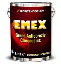 GRUND ANTICOROZIV CLORCAUCIUC EMEX - GRUND ANTICOROZIV CLORCAUCIUC EMEX