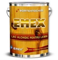 LAC ALCHIDIC LUCIOS PENTRU LEMN EMEX - LAC ALCHIDIC LUCIOS PENTRU LEMN EMEX