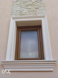 ANCADRAMENT FEREASTRA EXTERIOR 115X50MM - ANCADRAMENT FEREASTRA EXTERIOR 115X50MM