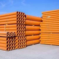 TEAVA PVC SN2 MS - TEAVA PVC SN2 MS