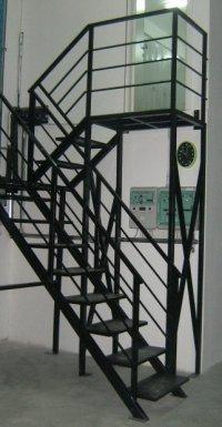 scara metalica 9608