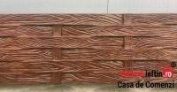 GARD DE BETON VENETIA I (ARMAT CU PLASA DE 6) 2000×500 - GARD DE BETON VENETIA I (ARMAT CU PLASA DE 6) 2000×500