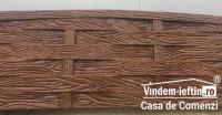 GARD DE BETON VENETIA II (ARMAT CU PLASA DE 6) 2000×600 - GARD DE BETON VENETIA II (ARMAT CU PLASA DE 6) 2000×600