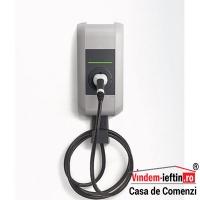 STATIE DE INCARCARE MASINI ELECTRICE KEBA P30 E-SERIES TYPE2-4M CABLU 4.6KW - STATIE DE INCARCARE MASINI ELECTRICE KEBA P30 E-SERIES TYPE2-4M CABLU 4.6KW