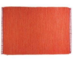 COVOR BUMBAC TOM TAILOR, PORTOCALIU, LUCRAT MANUL, 80x150 CM - COVOR BUMBAC TOM TAILOR, PORTOCALIU, LUCRAT MANUL, 80x150 CM