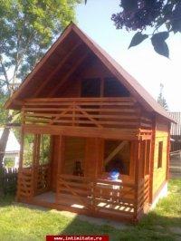 casa de vacanta din lemn 11204
