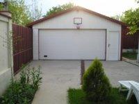 garaj din lemn 12072