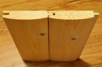 lambriu lemn 13255