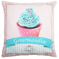 PERNA DECORATIVA CHANTILLY ROZ  - CUPCAKE - PERNA DECORATIVA CHANTILLY ROZ  - CUPCAKE