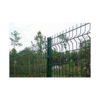 PANOU GARD BORDURAT VERDE 2000X2500X60X200 MM,FIR 4.4 MM - PANOU GARD BORDURAT VERDE 2000X2500X60X200 MM,FIR 4.4 MM