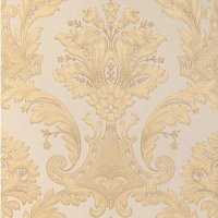 TAPET FLORAL ROMANTIC IMPERIO GOLD - TAPET FLORAL ROMANTIC IMPERIO GOLD