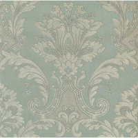 TAPET FLORAL ROMANTIC IMPERIO GREEN - TAPET FLORAL ROMANTIC IMPERIO GREEN