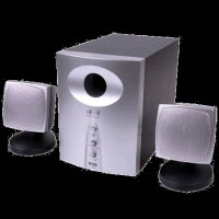 SUBWOOFER 2.1 + FM INTEX IT1450 - SUBWOOFER 2.1 + FM INTEX IT1450