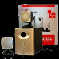 SUBWOOFER 1400W PMPO 2.1 INTEX - SUBWOOFER 1400W PMPO 2.1 INTEX