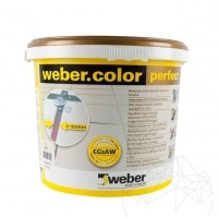 CHIT ROSTURI - WEBER COLOR PERFECT TERRACOTA 5 KG - CHIT ROSTURI - WEBER COLOR PERFECT TERRACOTA 5 KG