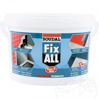 ADEZIV ARDEZIE FLEXIBILA - SOUDAL FIX ALL - 4  KG - ADEZIV ARDEZIE FLEXIBILA - SOUDAL FIX ALL - 4  KG