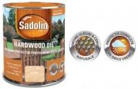 SADOLIN HARDWOOD OIL TEAK 0.75L - SADOLIN HARDWOOD OIL TEAK 0.75L