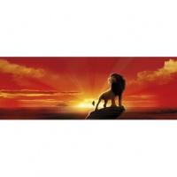 FOTOTAPET LION KING - APUS DE SOARE - FOTOTAPET LION KING - APUS DE SOARE
