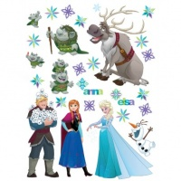 STICKERE PERETE FROZEN - STICKERE PERETE FROZEN
