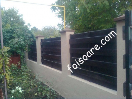 Modele garduri garduri si porti accesorii gard for Modele de garduri pentru case