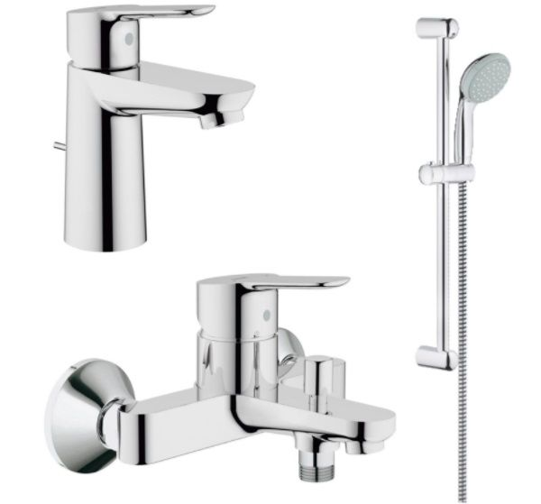 SET COMPLET BATERII BAIE GROHE