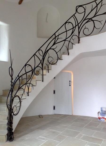 Balustrada Fier Forjat Garduri Si Porti Balustrade