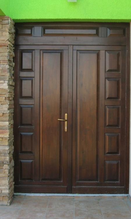 usi de exterior din lemn stratificat ue 018 ferestre si usi usi exterioare