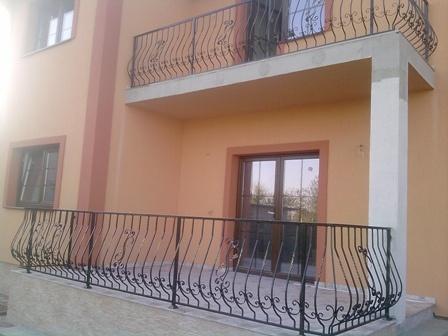 balustrade pentru terasa si balcon garduri si porti balustrade. Black Bedroom Furniture Sets. Home Design Ideas