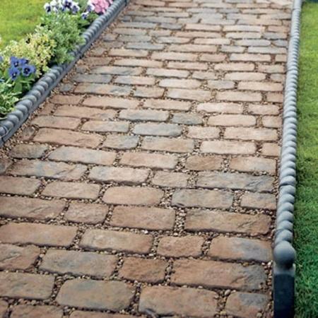 Pavaje alei curti exterioare gradini parcuri pavaje - Mattonato per giardino ...