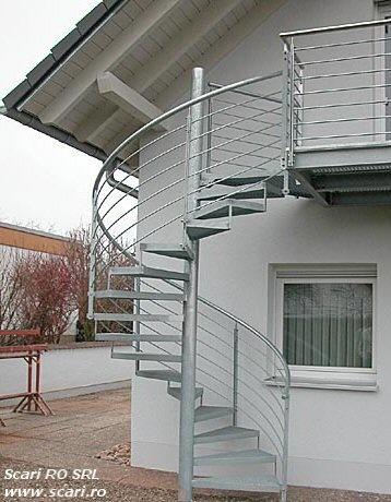 Mobila pentru bucataria modele scari exterioare mansarda for Modele de garduri pentru case