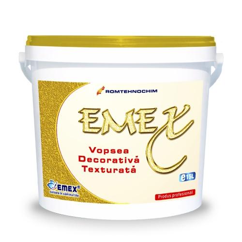 VOPSEA TEXTURATA DECORATIVA EMEX /KG - ALB