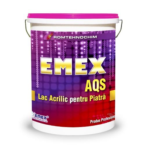 LAC PENTRU PIATRA ACRILIC EMEX AQS /KG