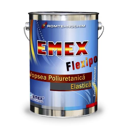 VOPSEA POLIURETANICA ELASTICA EMEX FLEXIPOL /KG - GRI
