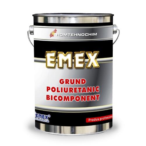 GRUND ANTICOROZIV POLIURETANIC BICOMPONENT EMEX /KG - GRI