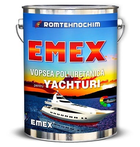 VOPSEA POLIURETANICA PENTRU YACHTURI EMEX
