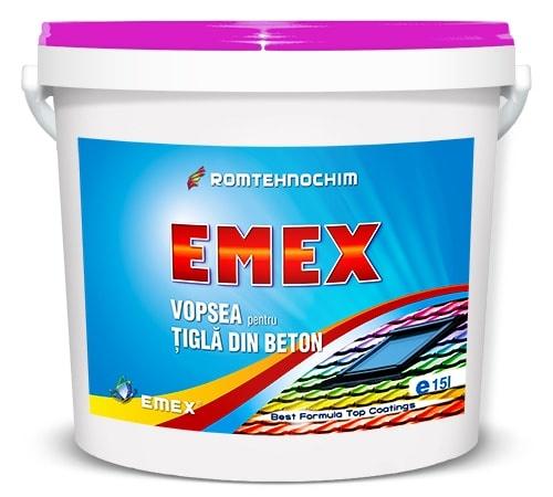 VOPSEA PENTRU TIGLA SI AZBOCIMENT EMEX /KG - GRENA