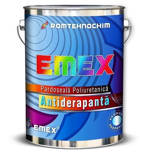 PARDOSEALA POLIURETANICA ANTIDERAPANTA EMEX