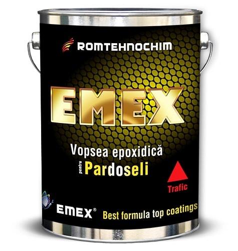 VOPSEA EPOXIDICA PENTRU PARDOSELI SI TRAFIC EMEX