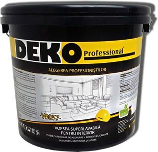 Tencuiala Decorativa Deko Pret.Deko Professional V8057 Materiale Constructii Vopsele Lacuri