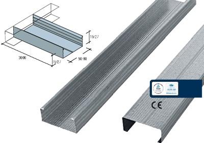 profile rigips 0 5 mm grosime materiale constructii sisteme tavane. Black Bedroom Furniture Sets. Home Design Ideas