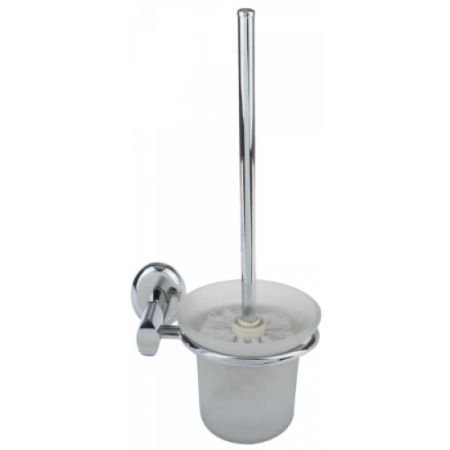 SET PERIE WC INOX STICLA