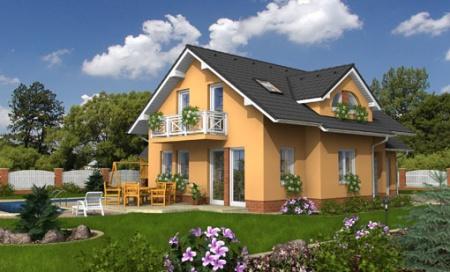 Proiecte casa PERLA PLUS