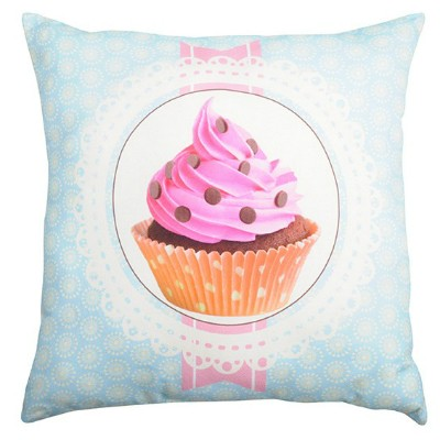 PERNA DECORATIVA CHANTILLY BLEU €� CUPCAKE